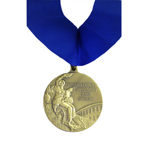 ISHOF Gold Medal Keepsake