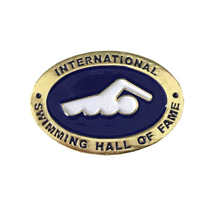 International Swimming Hall of Fame Pin