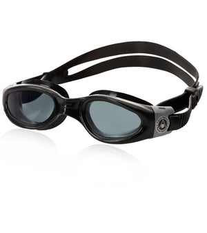 Aqua Sphere Kaiman Goggles Smoke ISHOF Swimming Hall of Fame Swimming World