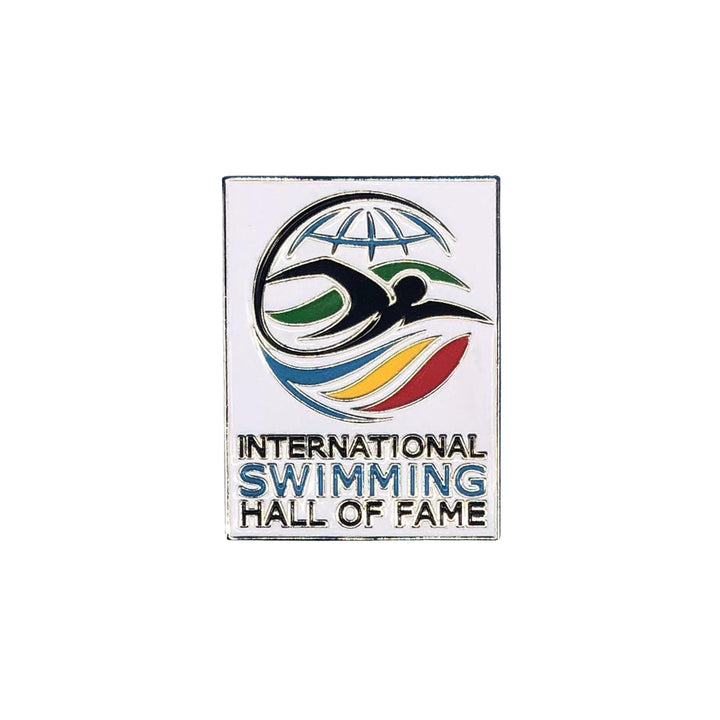 International Swimming Hall of Fame New Logo Pin
