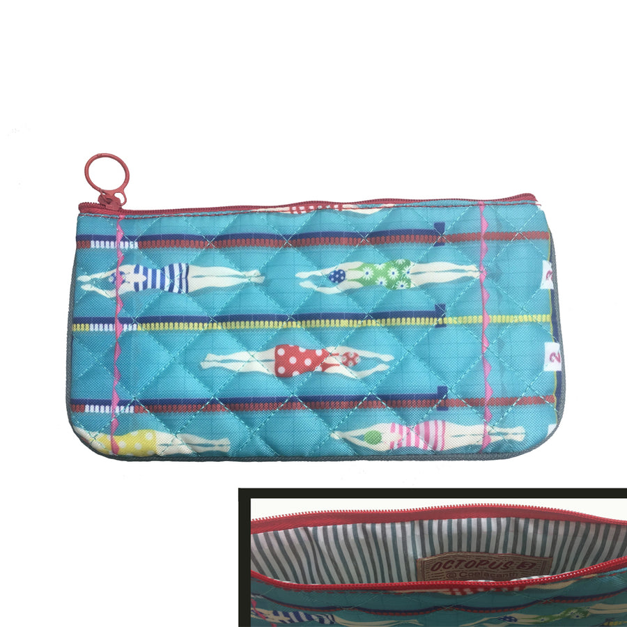 Medium Nylon Zipper Pouch