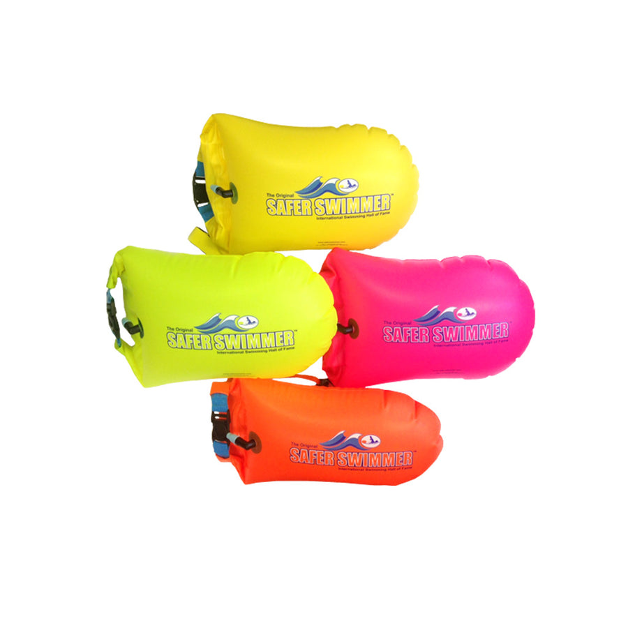 SaferSwimmer 20L PVC - Green