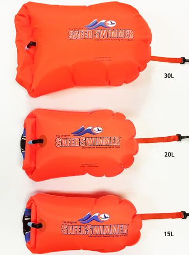 SaferSwimmer 30L PVC Float