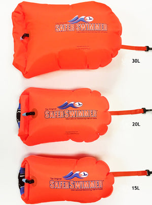SaferSwimmer TPU Float Safer Swimmer ISHOF Swimming Hall of Fame Swimming World