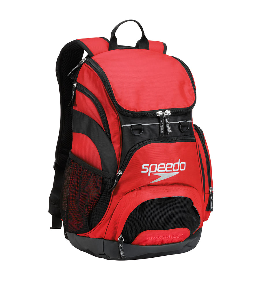 Speedo 35L Teamster Backpack ISHOF Swimming Hall of Fame Swimming World
