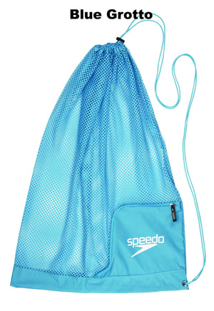 Speedo Ventilator Mesh Bag ISHOF Swimming Hall of Fame Swimming World