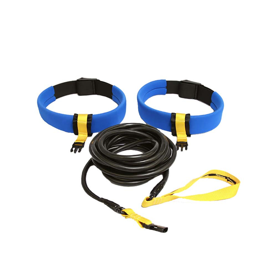 strechcordz Long Belt Slider Quick Connect S11875QC Resistance Band ISHOF Swimming Hall of Fame Swimming World