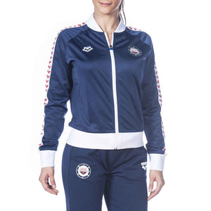 Official Women's USA Swimming National Team Relax IV Jacket