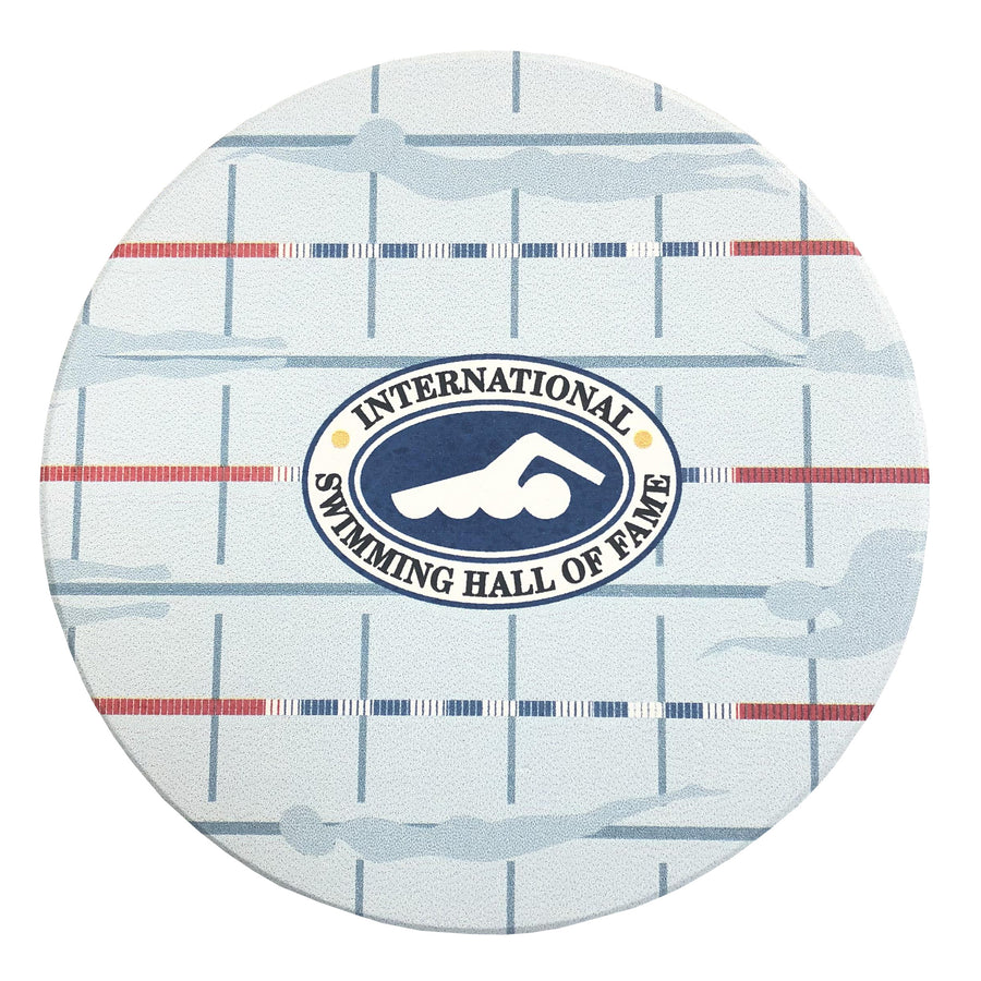 ISHOF Swimming Hall of Fame Coaster