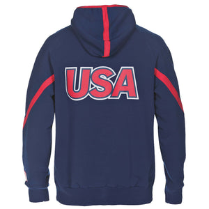 arena Official USA Swimming National Team Hooded Sweatshirt ISHOF Swimming Hall of Fame Swimming World