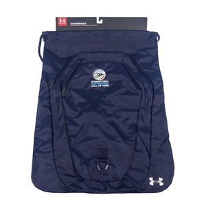 ISHOF Logo Under Armour Undeniable Sackpack