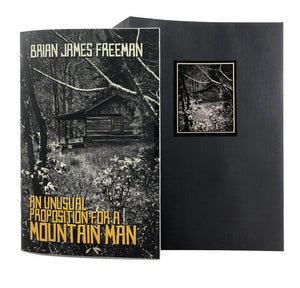 An Unusual Proposition For a Mountain Man (chapbook)