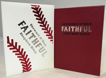 Load image into Gallery viewer, Faithful by Stephen King and Stewart O'Nan (Traycased Limited Edition)
