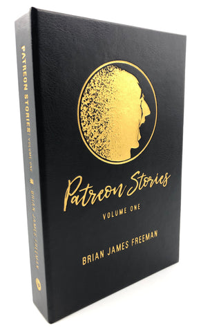 Patreon Stories: Volume One (Deluxe Lettered Edition Hardcover)