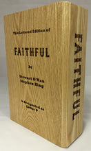 Load image into Gallery viewer, Faithful by Stephen King and Stewart O'Nan (Deluxe Lettered Edition)