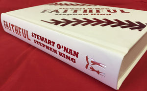 Faithful by Stephen King and Stewart O'Nan (Traycased Limited Edition)