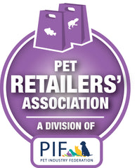 pet retailers association member logo
