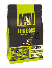 AATU 80/20 | Grain-Free Dry Dog Food | Duck 10KG packshot