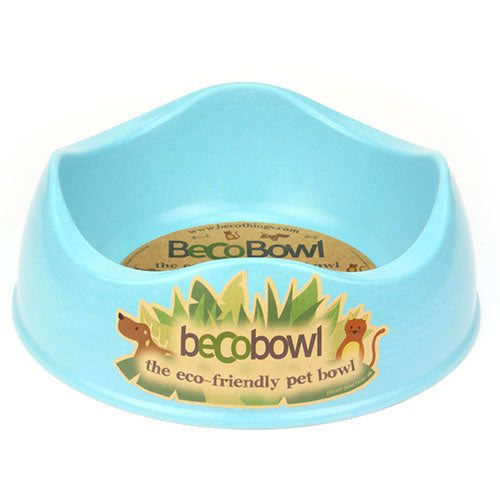 Beco | Recycled Bamboo Pet Feeding Bowl