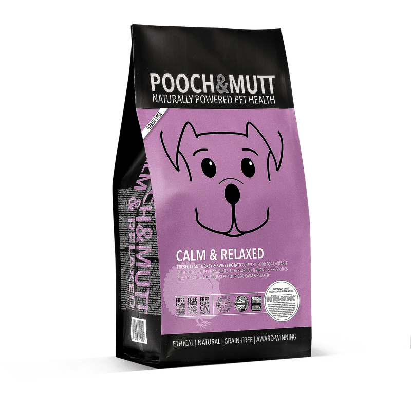 Pooch & Mutt Calm & Relaxed Dry Dog Food