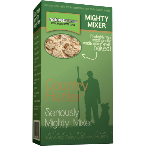 Natures Menu Country Hunter Mighty Mixer, 700g