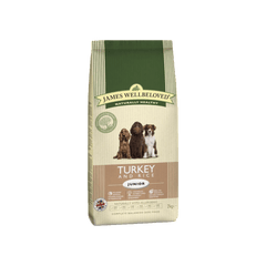James Wellbeloved Turkey & Rice Junior Dry Dog Food