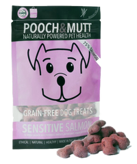 Buy Pooch and Mutt Salmon Crunchies at Oscar And Friends