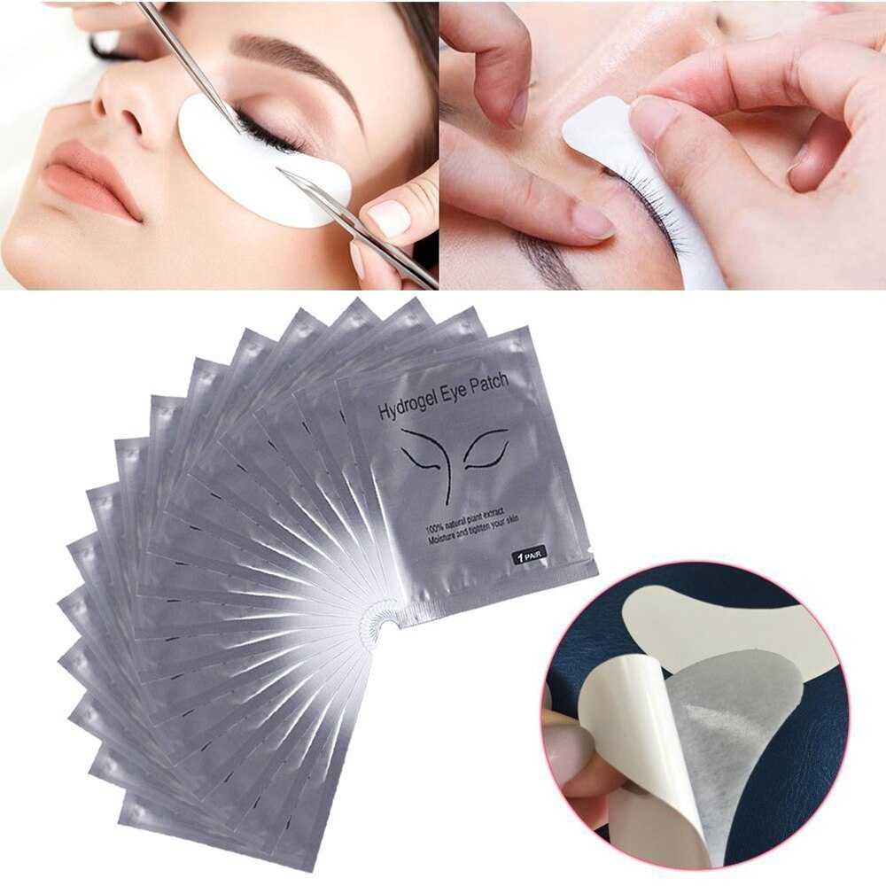 Hydrogel Eye pads Pack of 10 - Prestige Lash Art