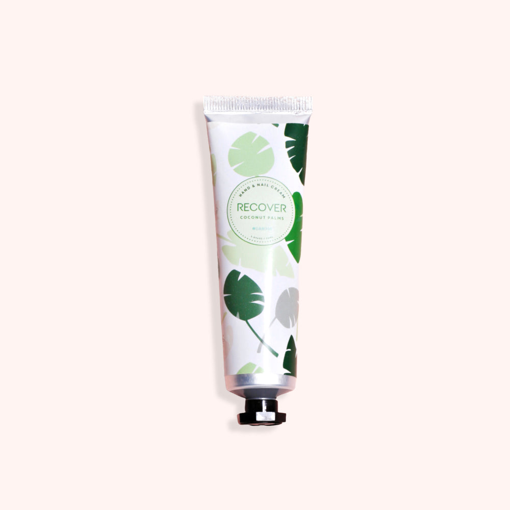 HAND CREAM : COCONUT PALMS (ESCAPE) - RECOVER