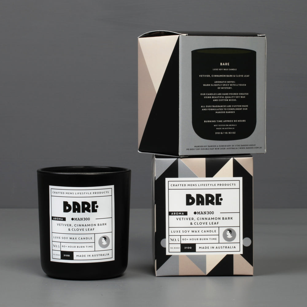 LUXE CANDLE - BARE