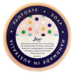 PANFORTE SOAP - JOY