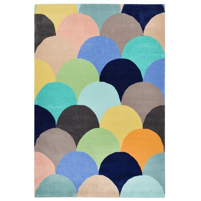 MACAROONS SKY HAND TUFTED RUG (All-ware) 160 x 230cm