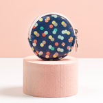 ROUND PURSE (SMALL) - CAPRI