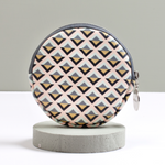 ROUND PURSE (MEDIUM) - HELSINKI