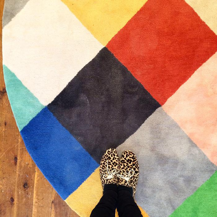 COLOURMAP HAND TUFTED RUG (All-ware) RECTANGLE 160 x 230cm