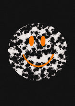Load image into Gallery viewer, Mono Smiley Face Art Print