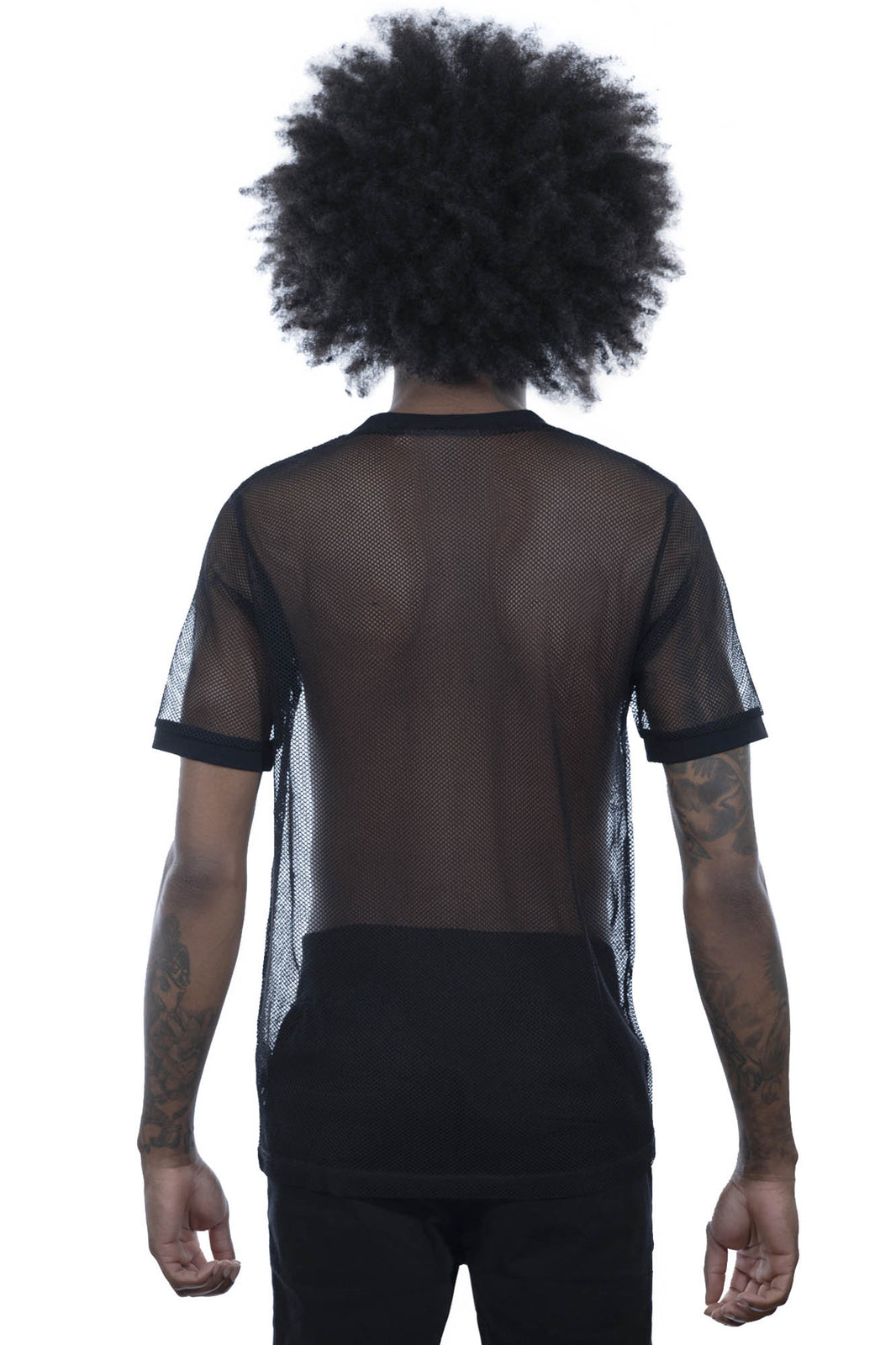 Alastor Fishnet Top