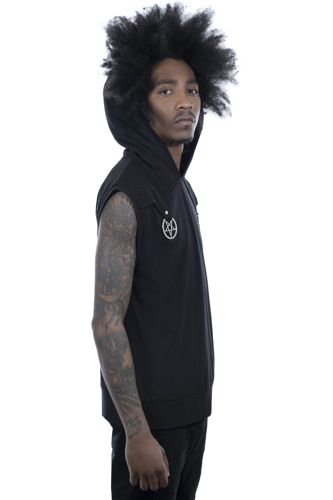 Anubis Hooded Vest