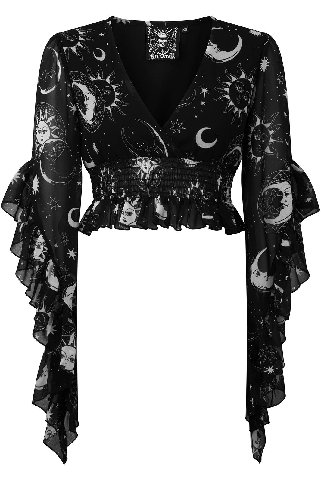 Astral Light Blouse