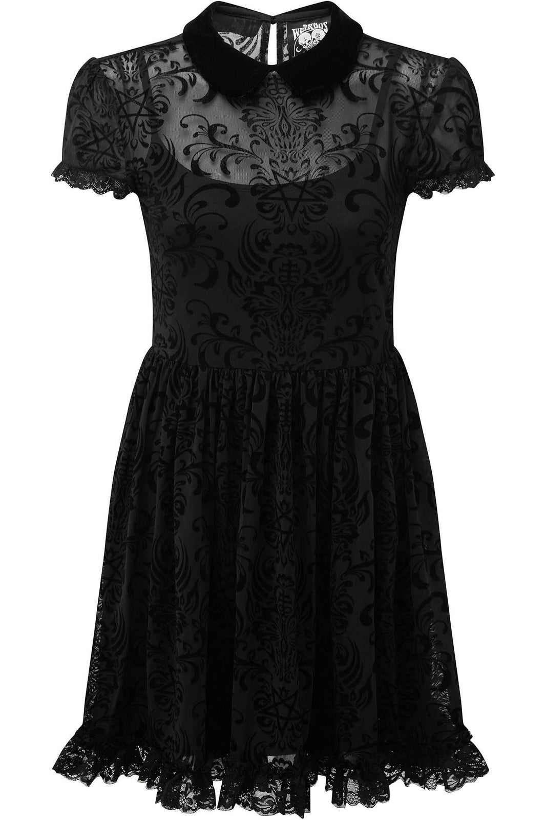 Bathory Babydoll Dress