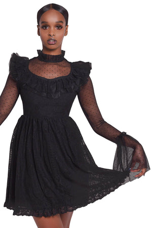 Bewitched Lace Dress