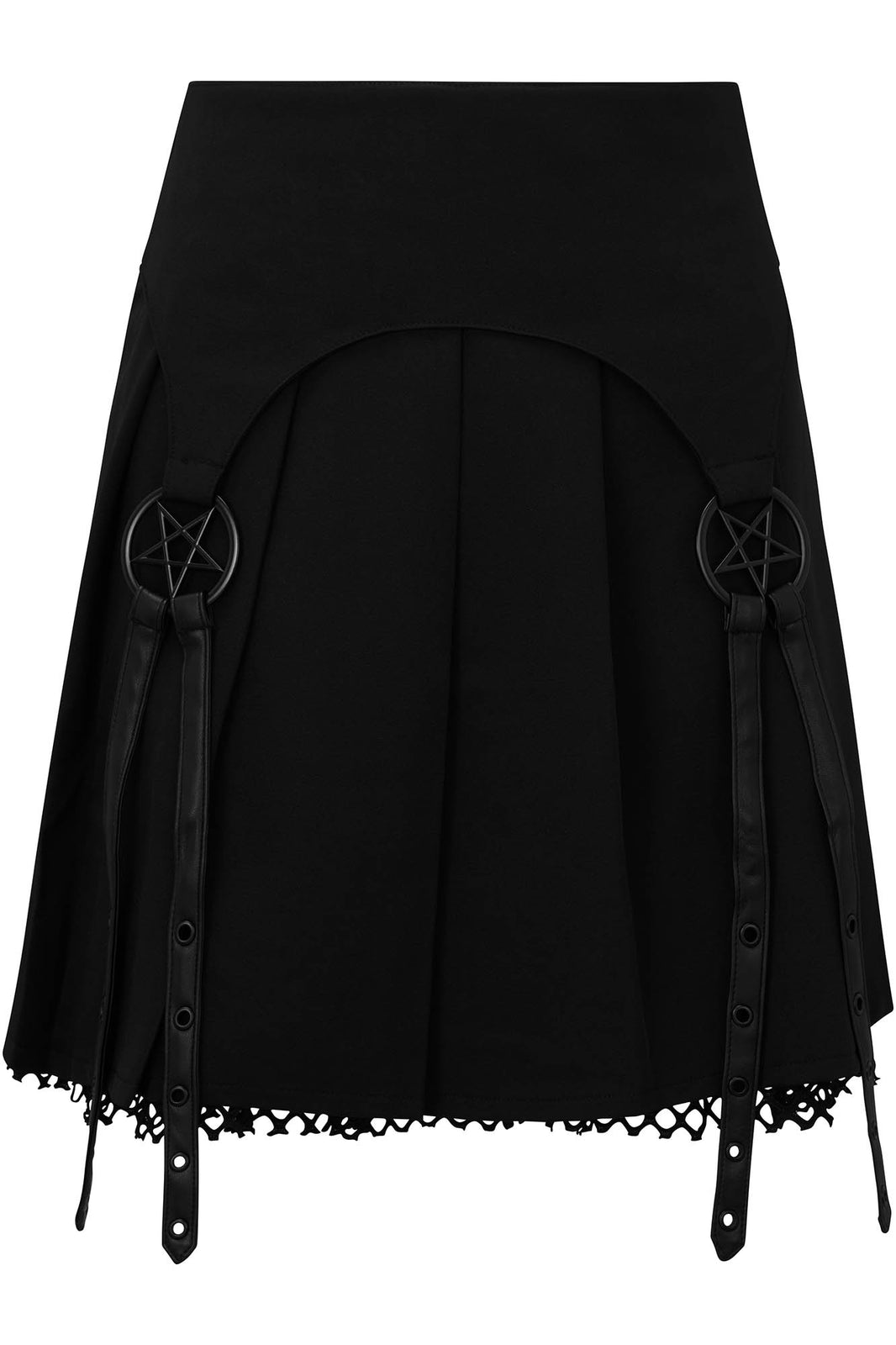 Crucifire Mini Skirt