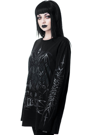 Dark Prince Long Sleeve Top