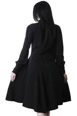 Death's Door Shirt Dress