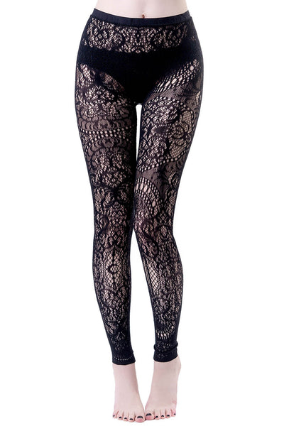 Empyrean Lace Leggings