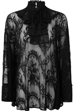 Immortal Beauty Lace Tunic