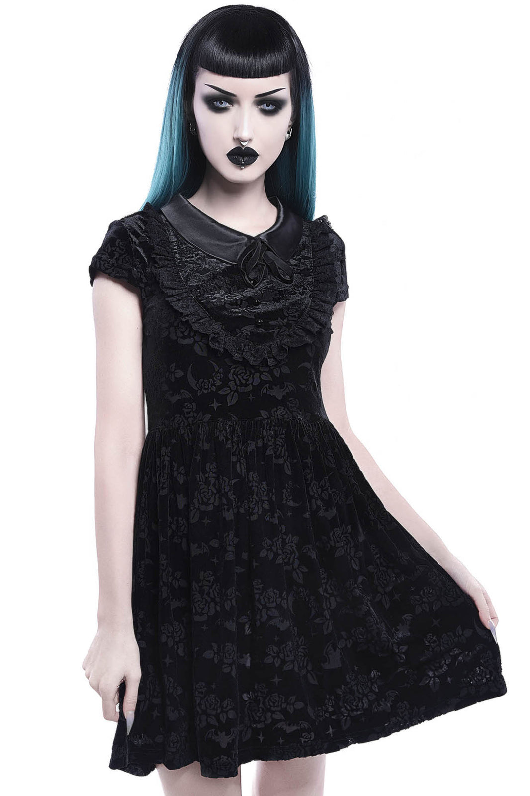 Invoke Me Babydoll Dress