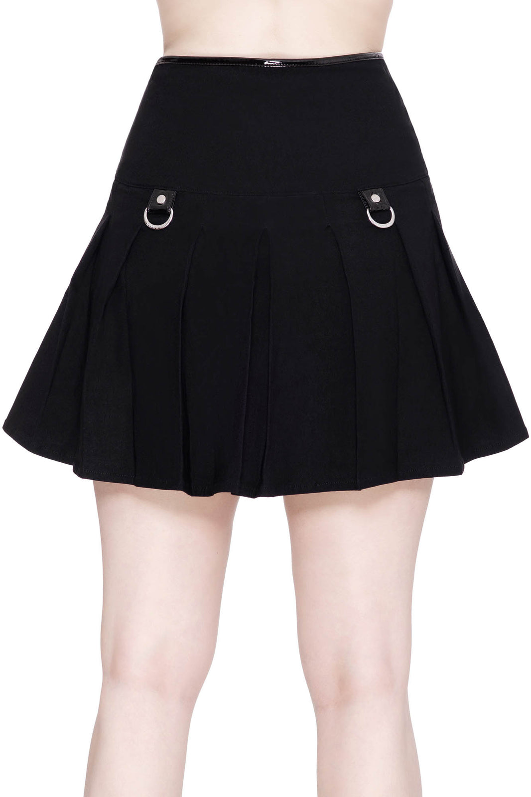 Kristen Pleated Skirt [B]