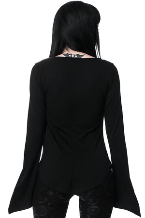 Leya Long Sleeve Top