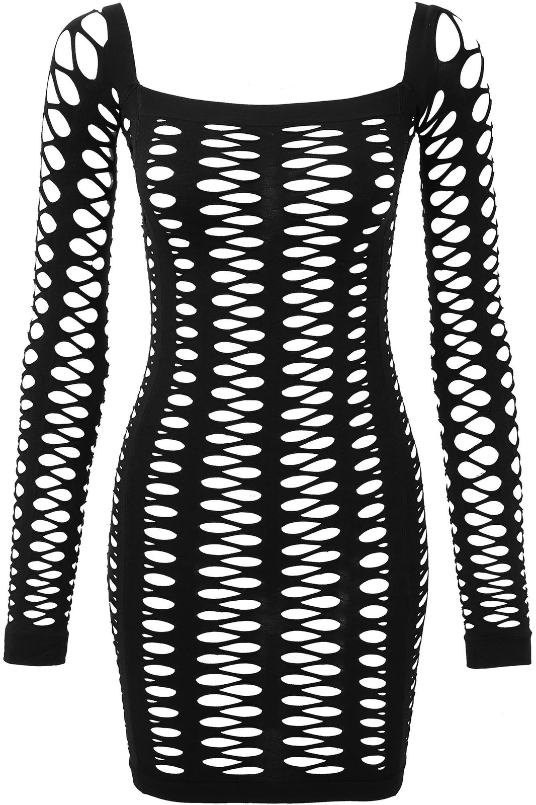 Lizzy Fishnet Dress